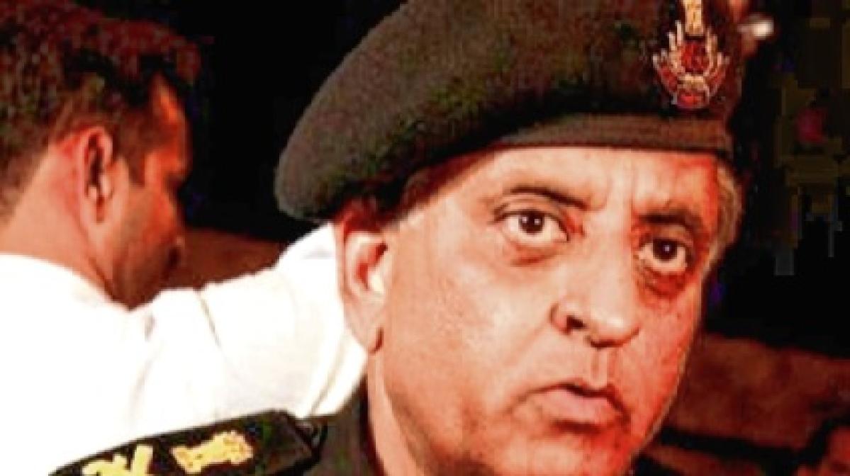 Former NSG chief dies of Covid-19