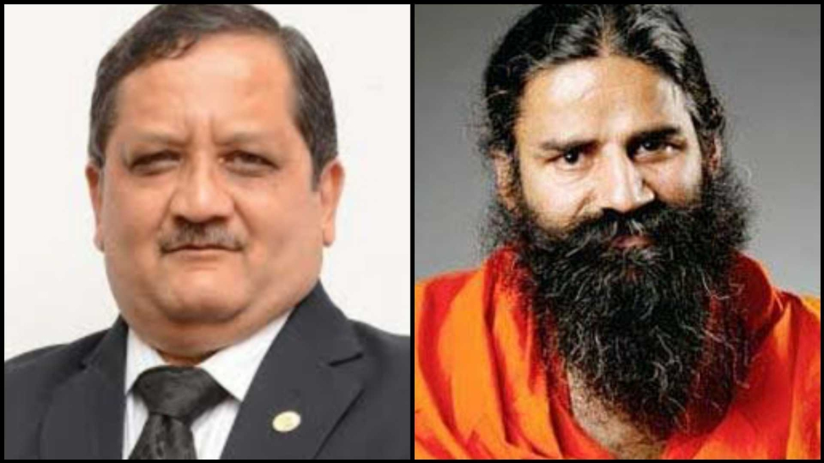 Who is Dr Lele? As medico's TV debate with Baba Ramdev goes viral on Twitter, here's all you need to know