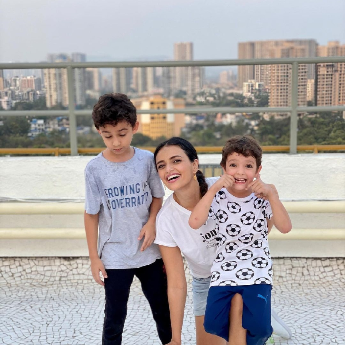 Mother's Day 2021: Roshni Chopra gets candid about quitting acting, says 'didn't feel comfortable leaving kids at home'