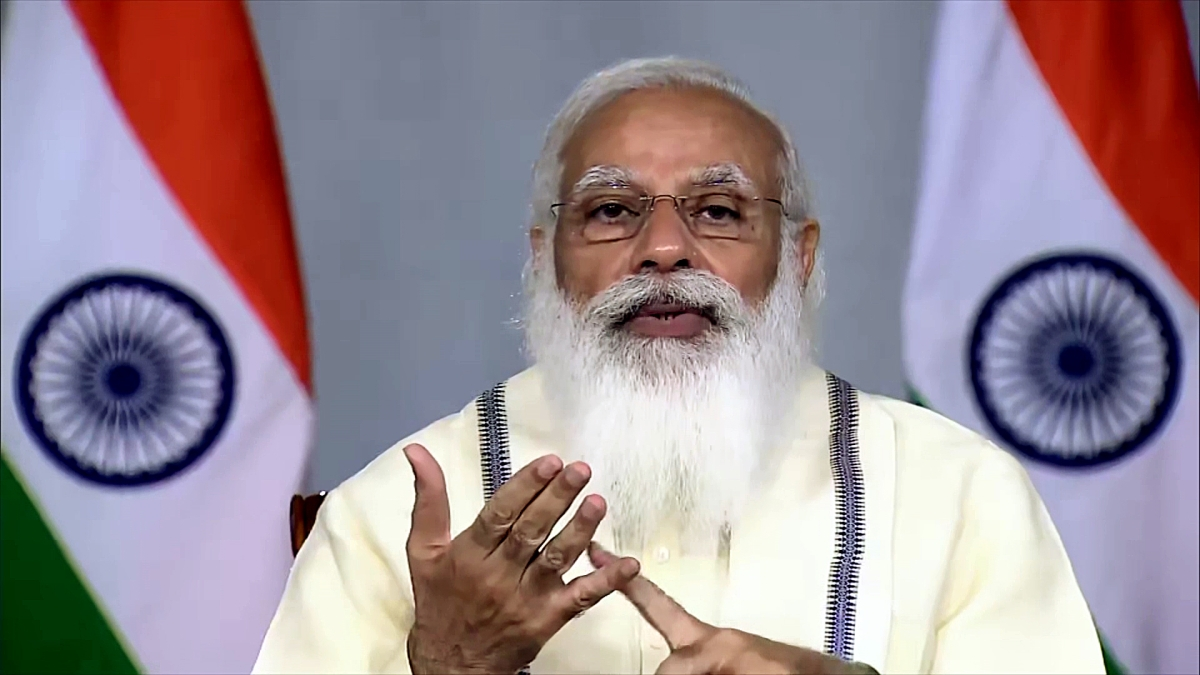 COVID-19 surge: PM Modi to interact with district magistrates, field officials of 10 states today