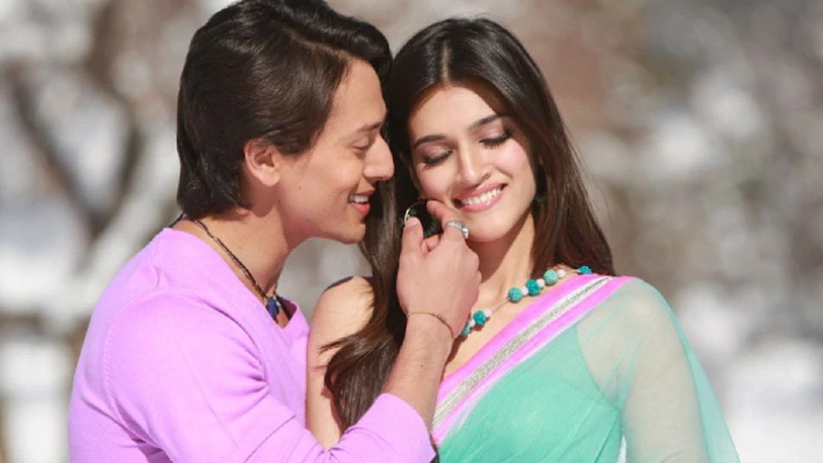 Tiger Shroff, Kriti Sanon celebrate seven years of Bollywood debut 'Heropanti'