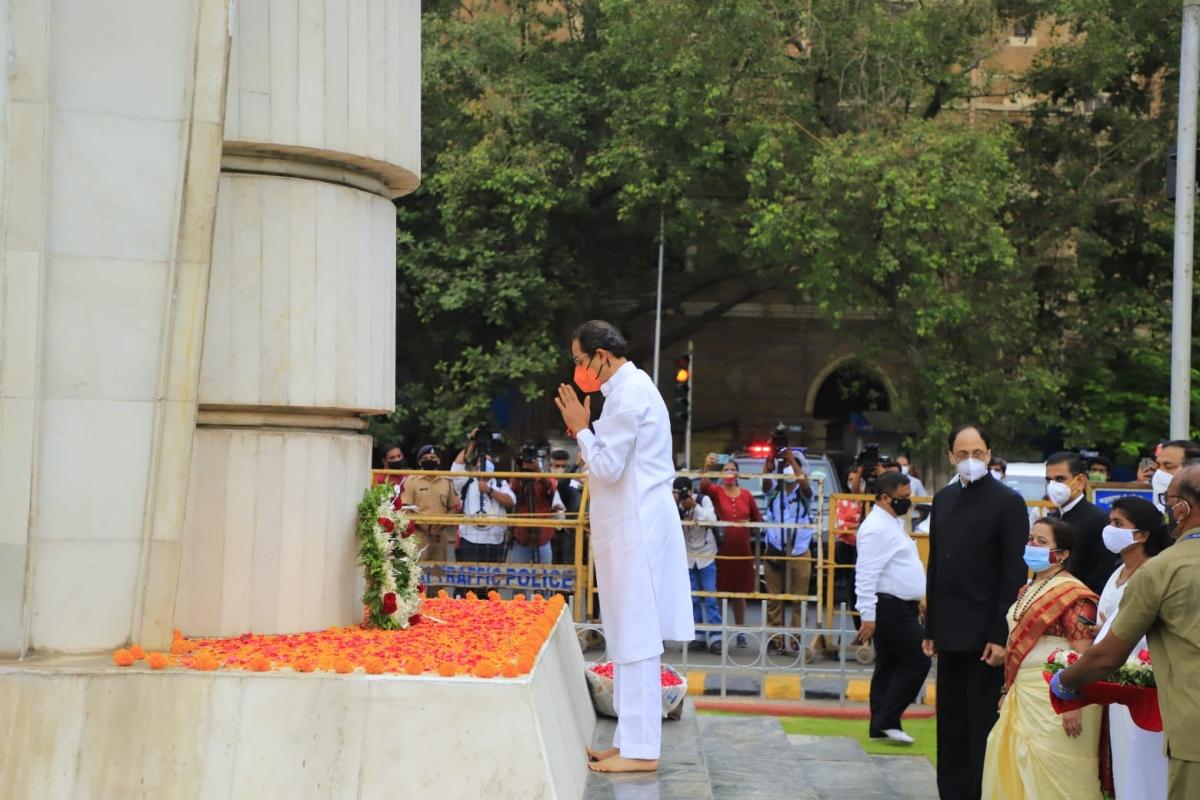 COVID-19: Maharashtra foundation day celebrations remain low-key