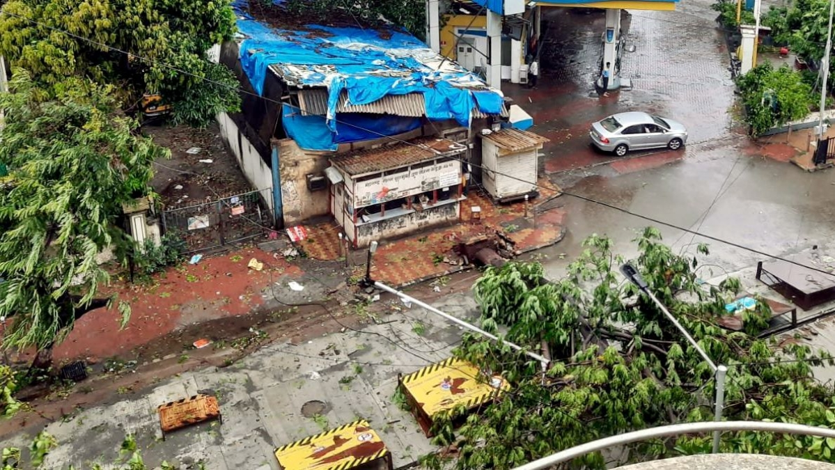 Cyclone Tauktae impacts power supply to 23 lakh consumers in Maharashtra