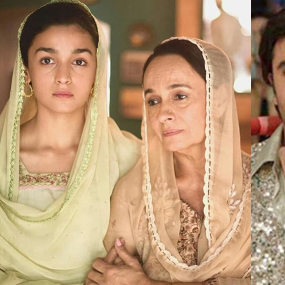 Mother's Day 2021: From Alia Bhatt to Ranbir Kapoor, celebs who shared screen space with their real-life moms