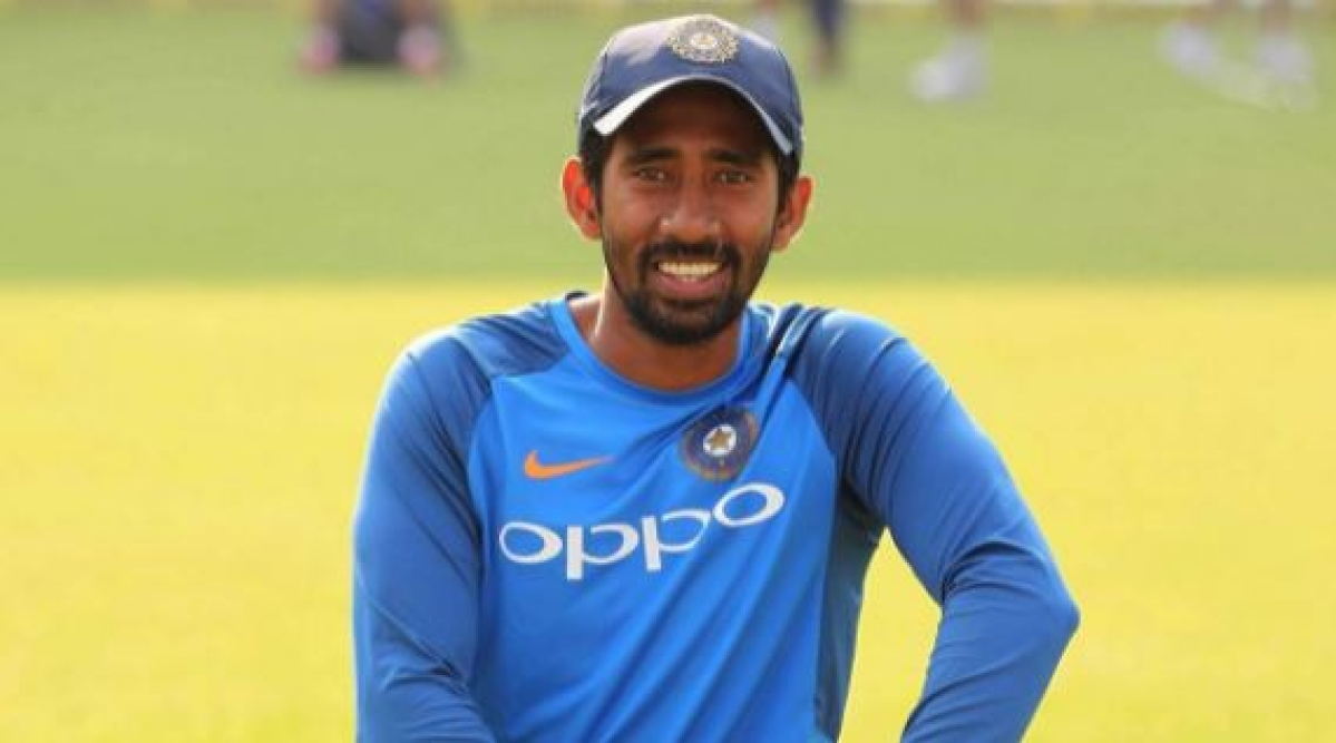 I don't need to change because of criticism: Wriddhiman Saha
