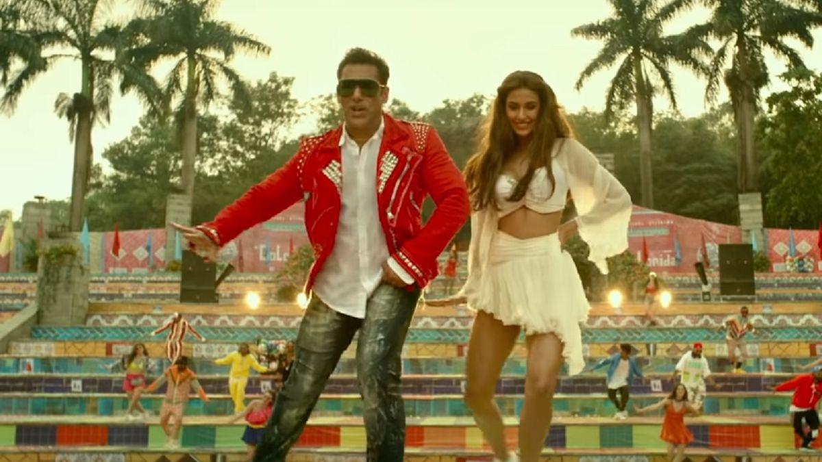 Watch: Salman Khan, Disha Patani burn the dance floor in Radhe's new song 'Zoom Zoom'