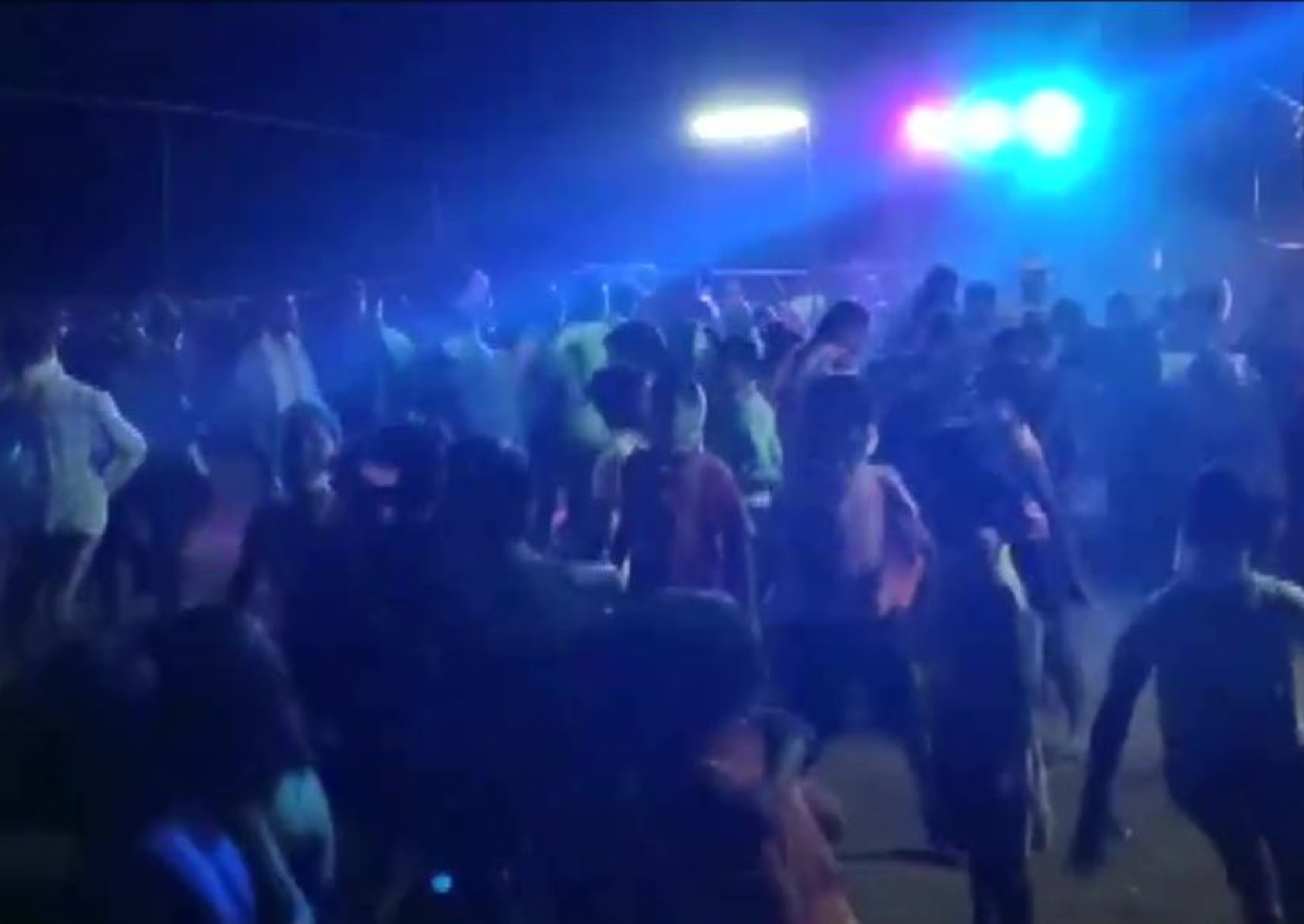 Chhattisgarh: Despite lockdown, over 50 people attend wedding of Congress State President Mohan Markam's nephew