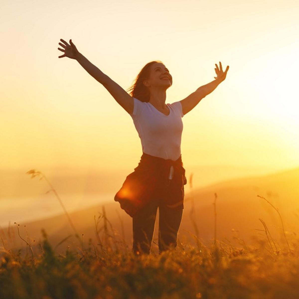 Guiding Light by Dada J. P. Vaswani: Life is rocking!