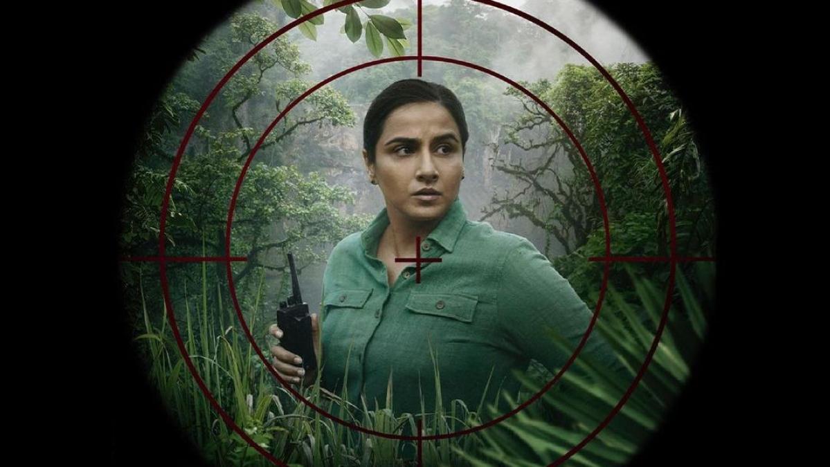 Vidya Balan's 'Sherni' to release on Amazon Prime next month, new poster out