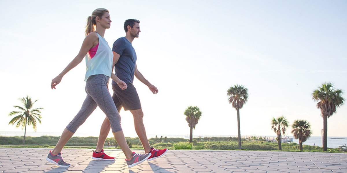 Easy tips and tricks for walking efficiently with good posture