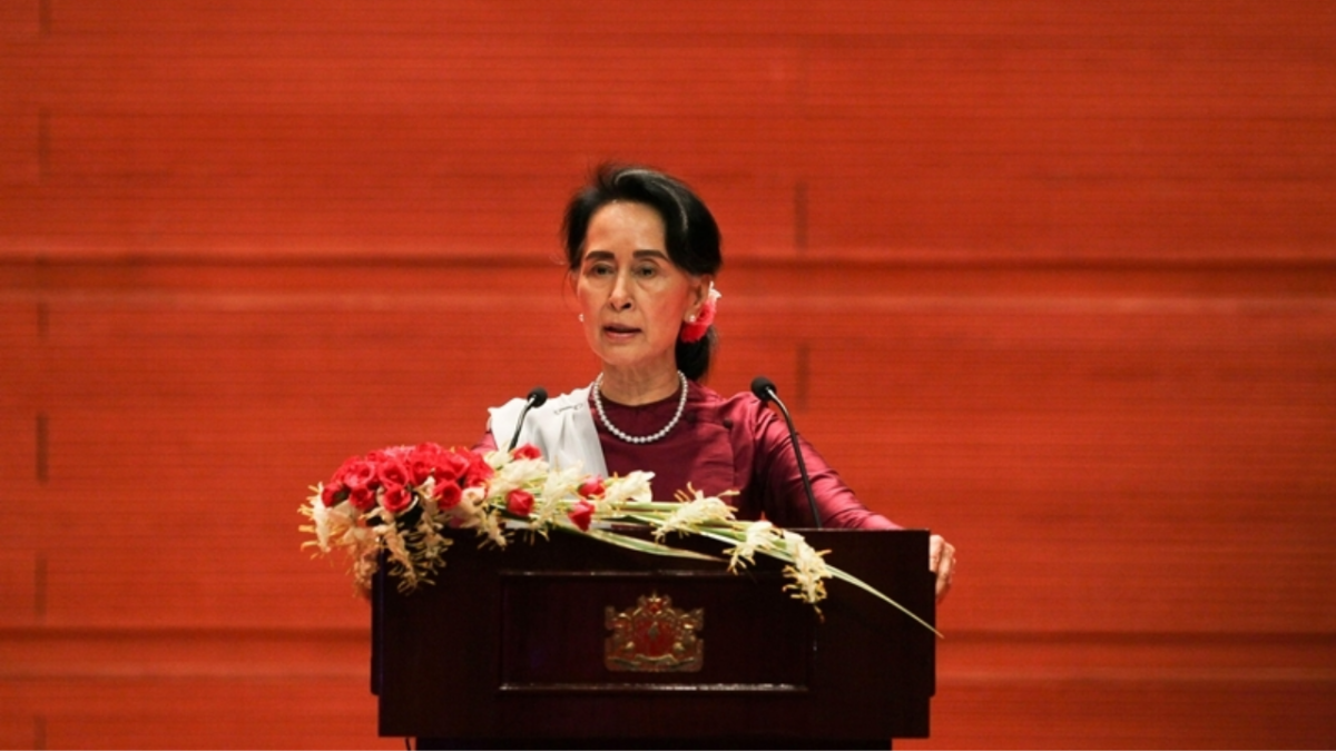 Myanmar leader Aung San Suu Kyi to appear in court in person for the first time since coup