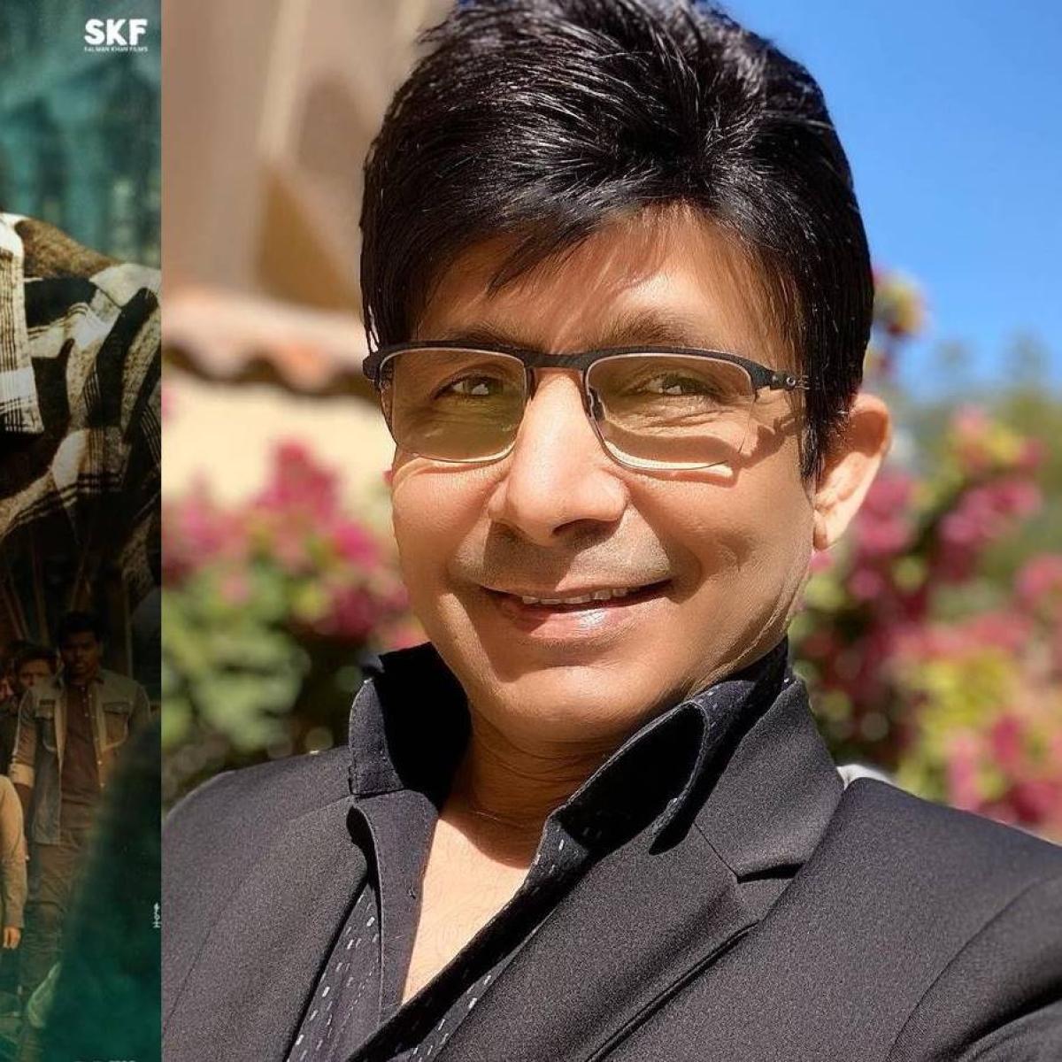 Salman Khan files defamation complaint against KRK over 'Radhe' review
