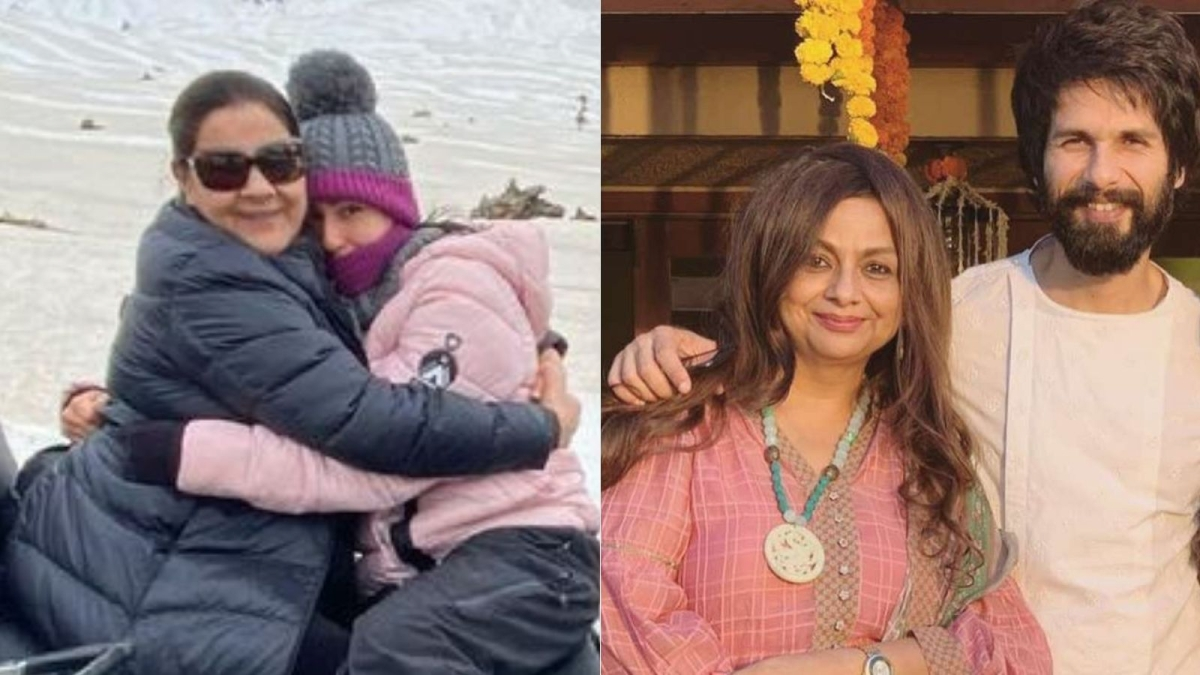 Mother's Day 2021: From Sara Ali Khan to Shahid Kapoor, Bollywood celebs pen heartfelt notes for their moms