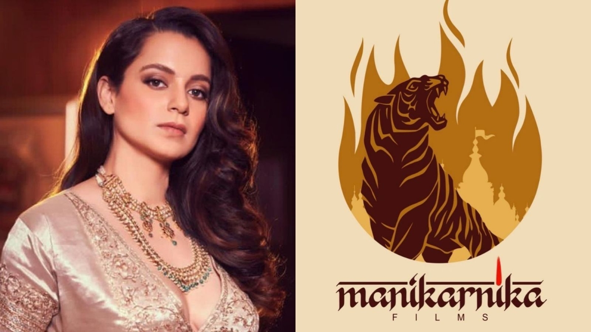 Kangana Ranaut announces digital debut as a producer with 'Tiku Weds Sheru,' unveils logo of Manikarnika films