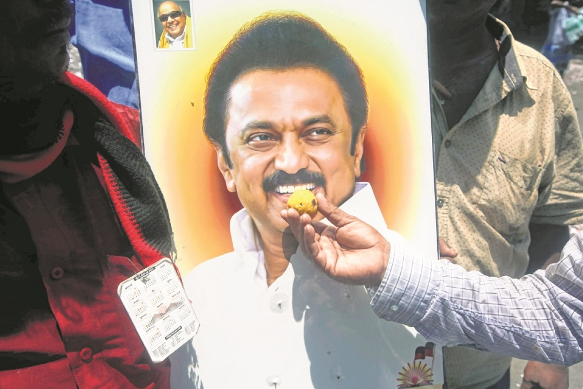 Finally, the prince is set to be king in Tamil Nadu