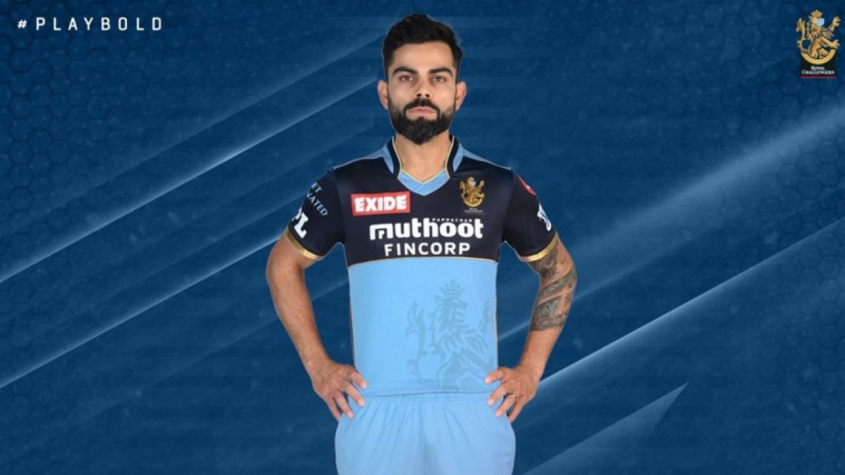 COVID-19: RCB to donate for oxygen support, sport 'blue jersey' to show solidarity with frontline heroes