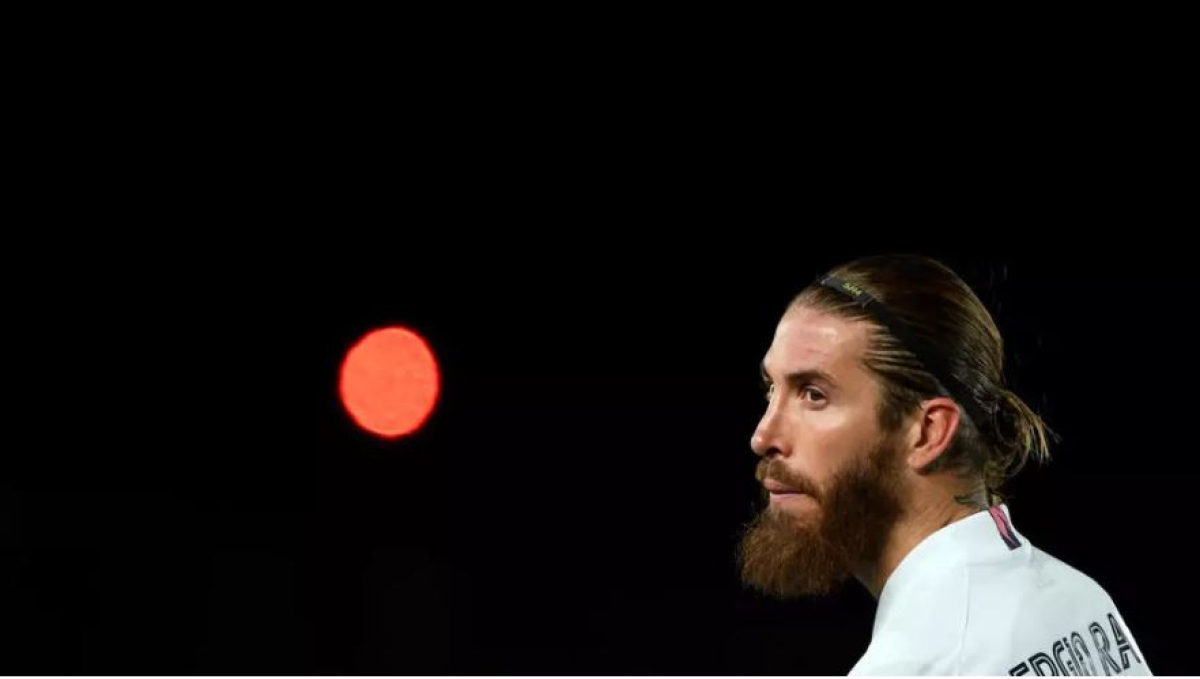 Sergio Ramos might have played his last game for Real Madrid.