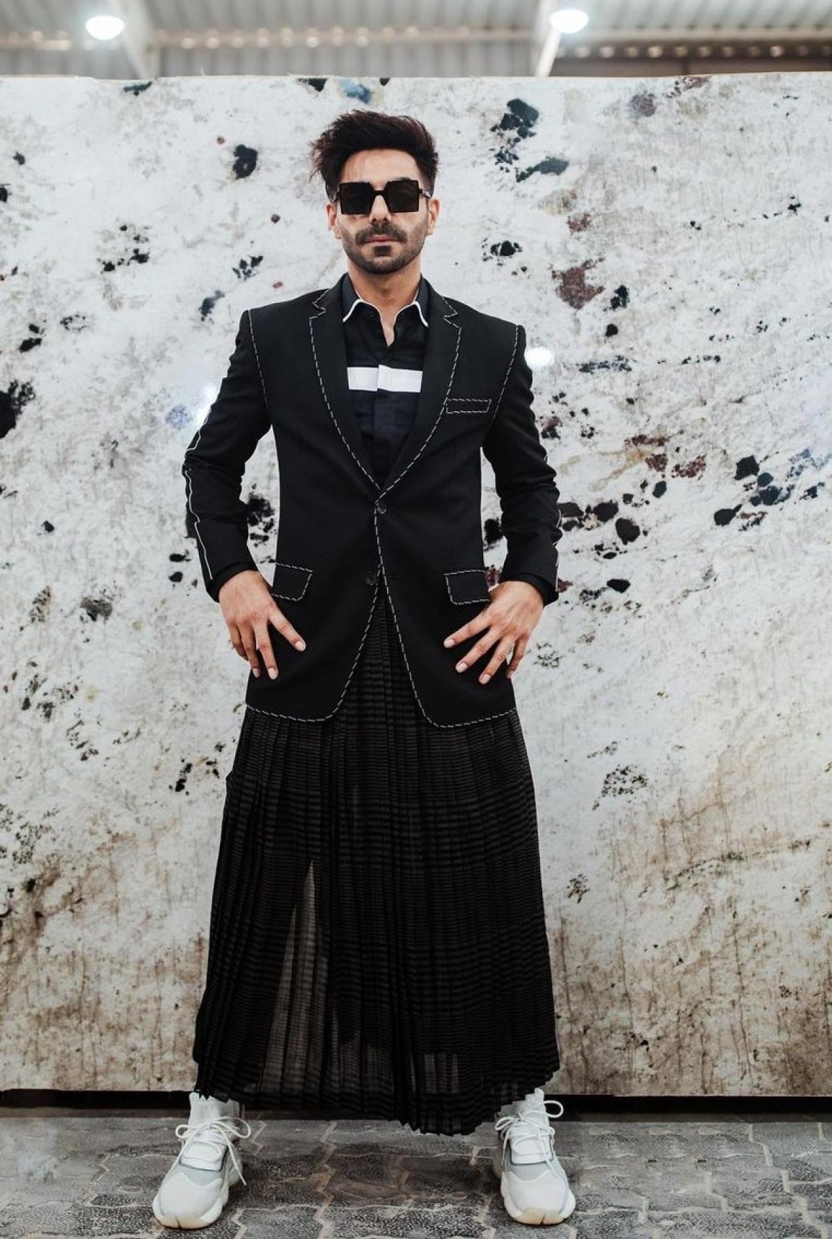 Wardrobe Tales: Aparshakti Khurana  opens his closet and gives an exclusive peek