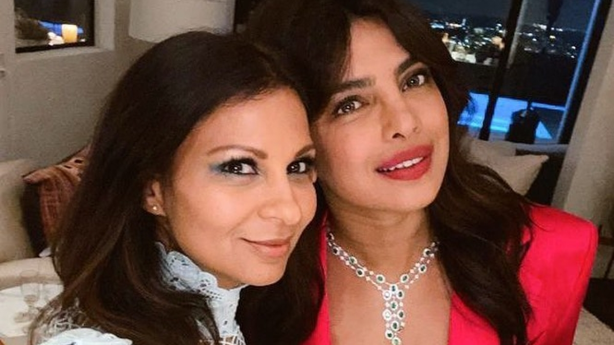 Priyanka Chopra shares birthday note for manager Anjula Acharia, says 'I'm so sad I can't be with you'