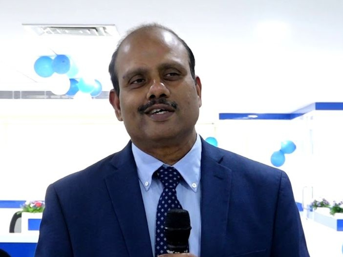 Bad bank to become a reality very soon, says SBI MD Swaminathan J