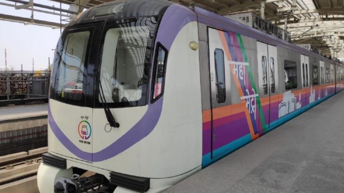 Pune Metro Rail Project: Centre, EIB sign finance contract for second tranche of Euro 150 million