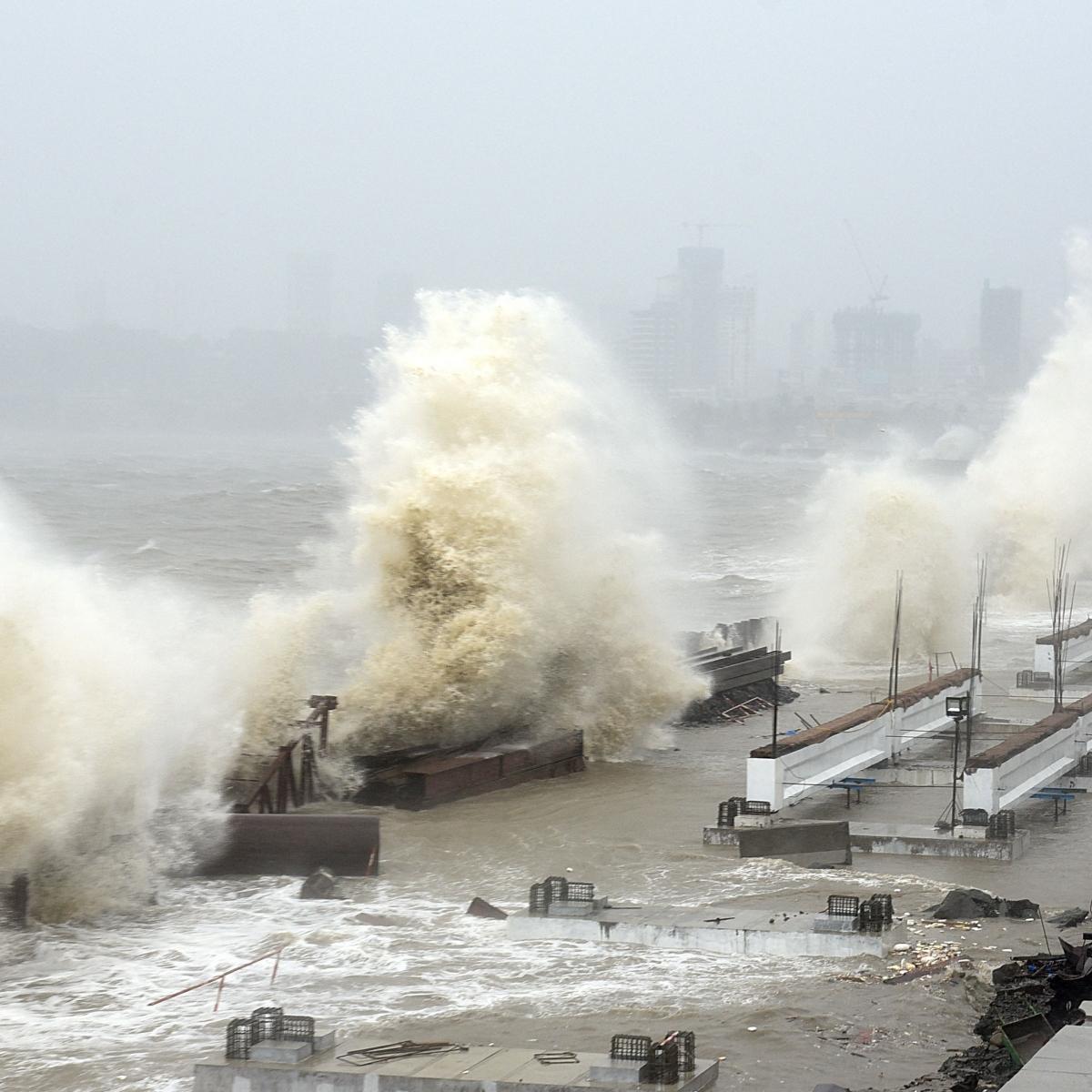 Cyclone Tauktae to weaken gradually in next few hours, says IMD
