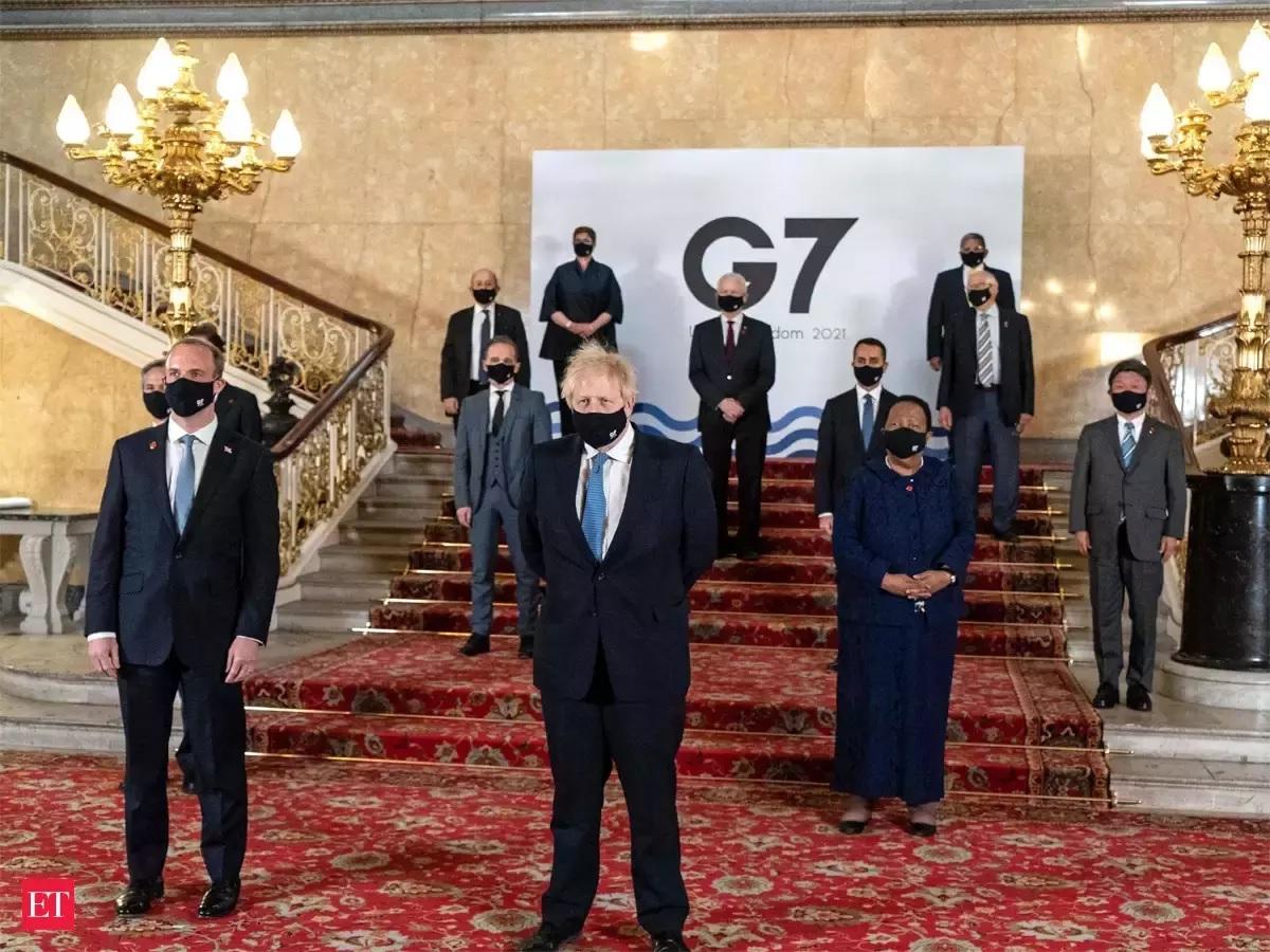 China's actions in Hong Kong, Xinjiang and South China Sea raised by G7