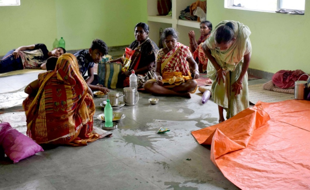 Cyclone Yaas: More than 9 lakh people evacuated in West Bengal