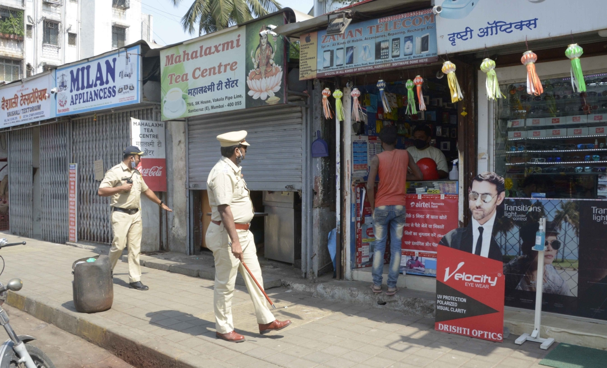 Mumbai: 520 cases registered against lockdown violators on May 7