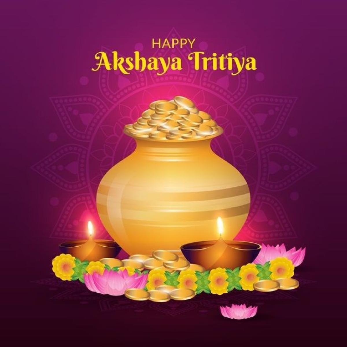 Akshaya Tritiya 2021: Significance, Tithi, best time to buy gold  and Puja Muhurat