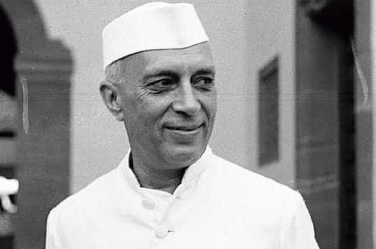 Jawaharlal Nehru Death Anniversary: Rare pictures of the first Prime Minister of India