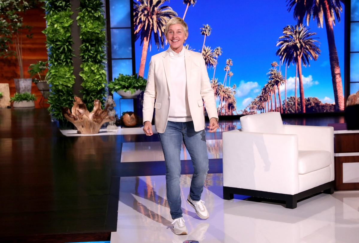 'It's just not a challenge anymore': Ellen DeGeneres to end talk show after 19 years