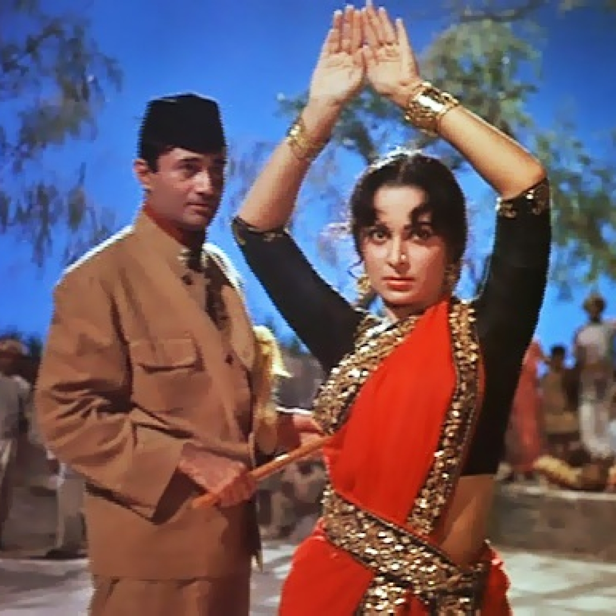 CinemaScope: The unique connect between 'The Snake Dance', Guide and Lamhe