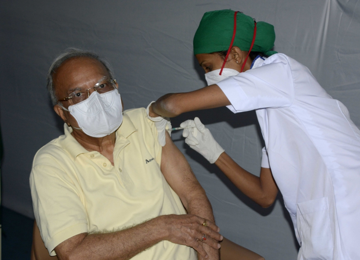 Mumbai: About 23K people inoculated in city in 24 hrs