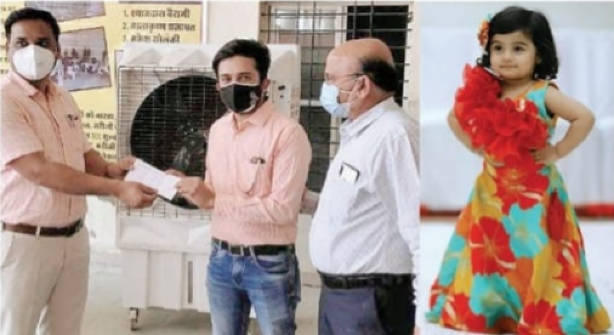 Madhya Pradesh: Residents contribute generously to Covid Care Centre under Atma Nirbhar Barnagar Mission