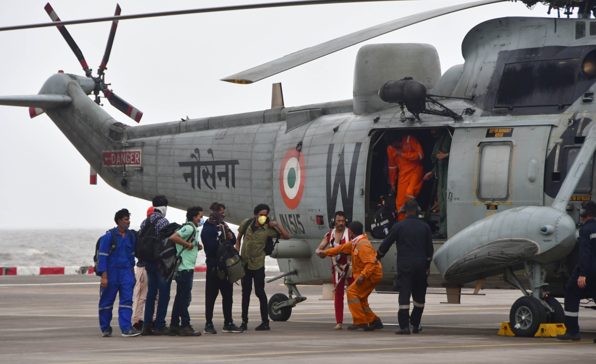 Cyclone Tauktae: ONGC to extend immediate relief of Rs 1 lakh to survivors, Rs 2 lakh to kin of victims and missing persons