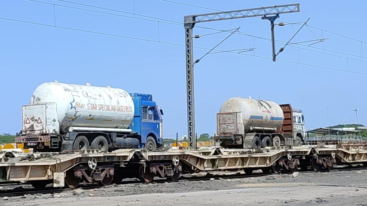 Western Railway runs 25 Oxygen Express trains to serve the nation