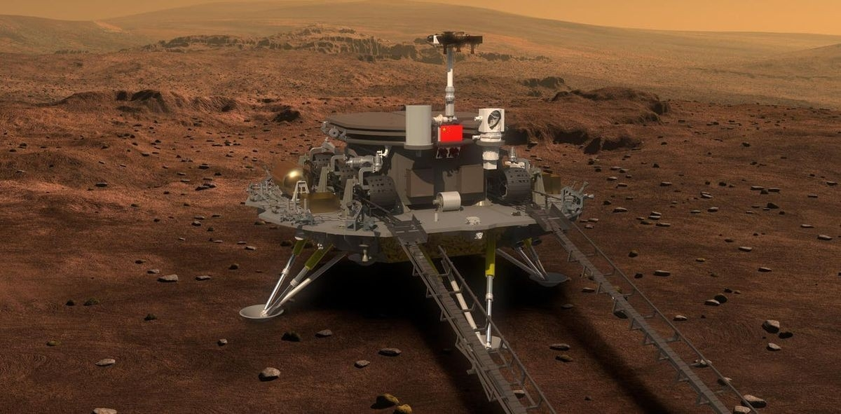 Chinese Mars Rover Zhurong lands successfully on red planet; only country apart from US to have achieved feat