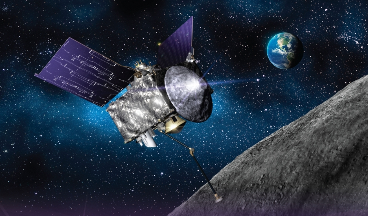 Homecoming: NASA's OSIRIS-REx spacecraft heads back for Earth with asteroid sample