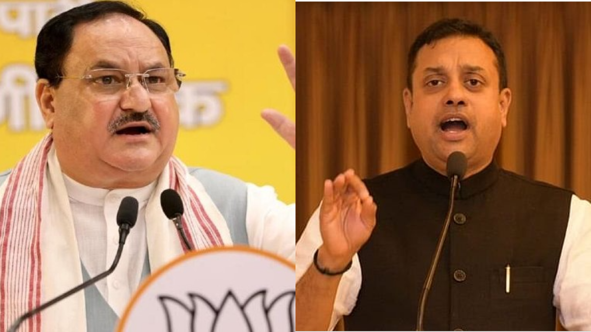 'BJP shamelessly concocts forgeries': Congress accuses saffron party of propagating 'fake toolkit'; to file FIR against JP Nadda, Sambit Patra