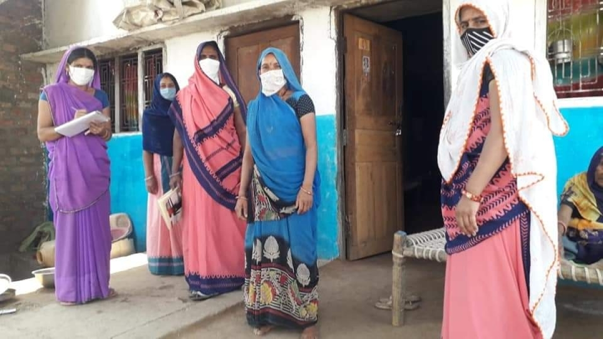 Madhya Pradesh: Survey being done sans kits in Sehore, lives of Aganwadi workers in danger