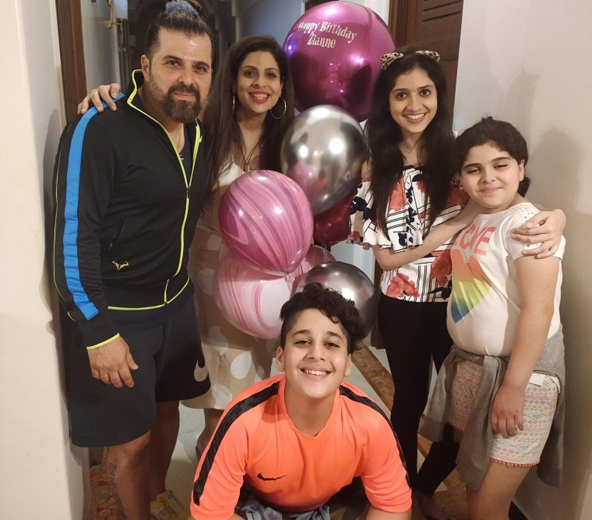 Mother's Day 2021: Tannaz Irani pens a note about motherhood and raising three kids
