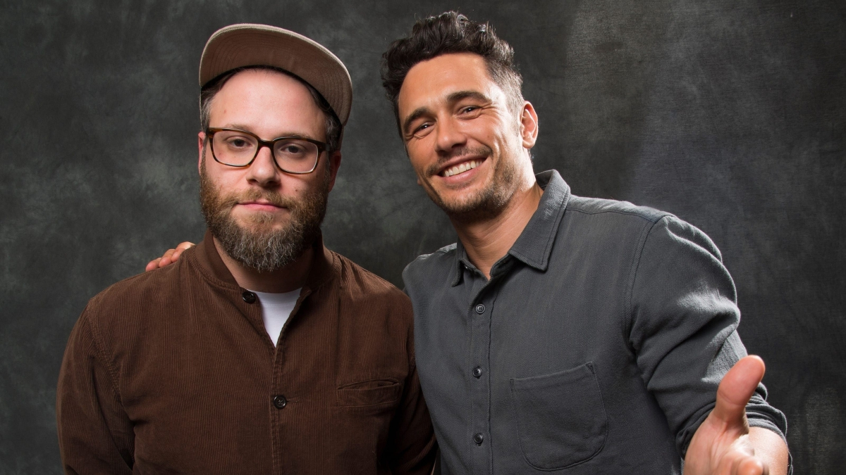 Seth Rogen doesn't plan to work with James Franco after sexual misconduct allegations