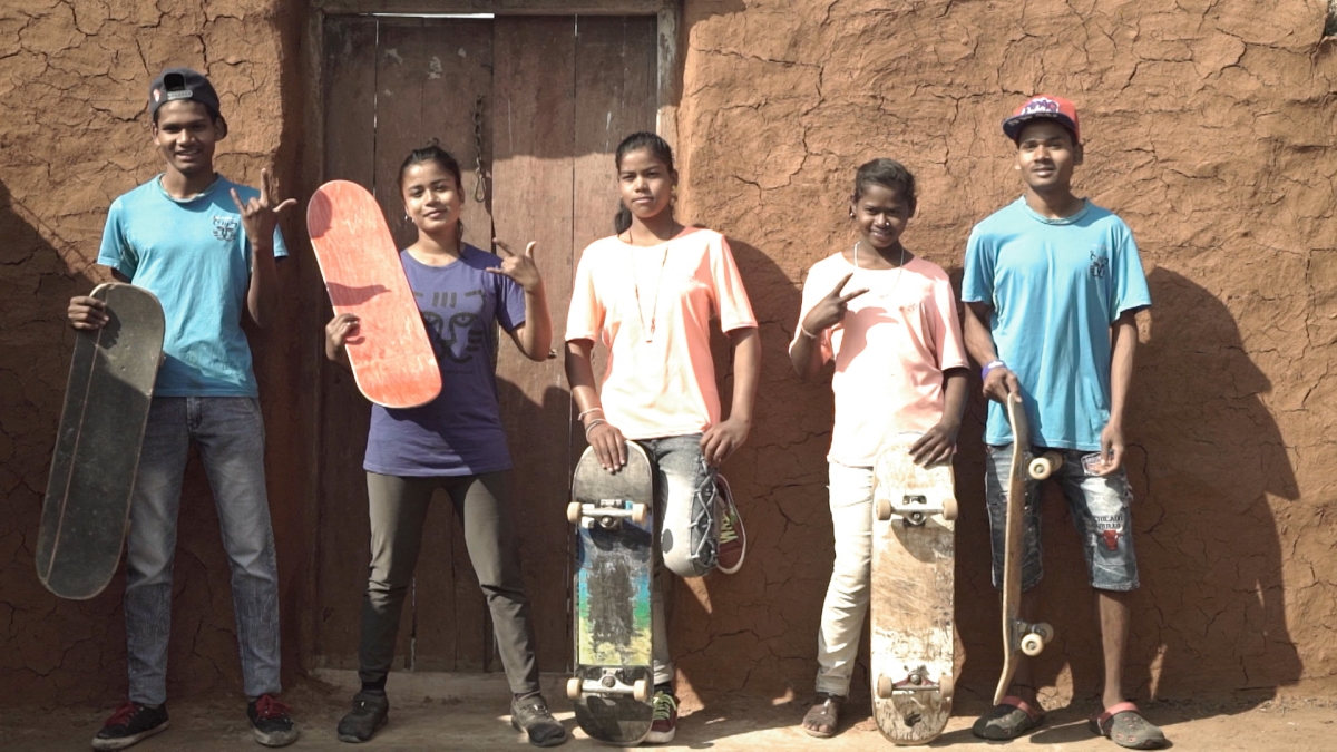 Indore: When village kids skate into glory