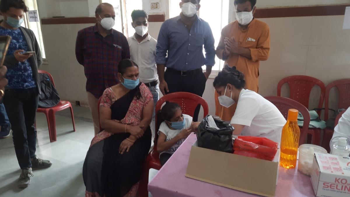 Madhya Pradesh: 458 get jabs in Guna