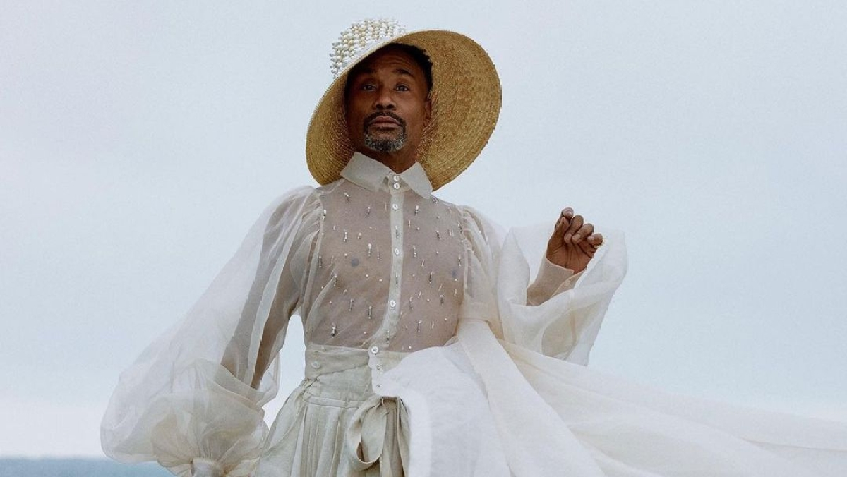 'I can have sex without shame': Billy Porter reveals he was diagnosed HIV positive 14 years ago