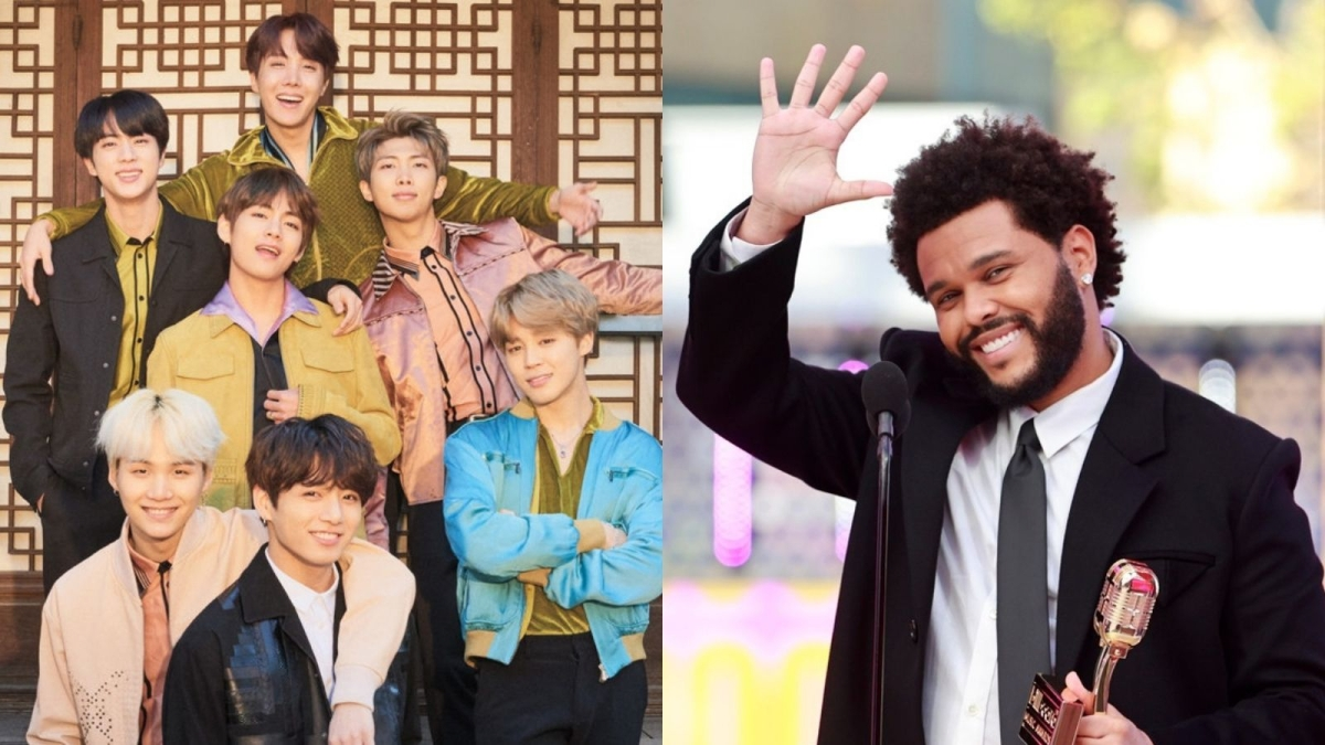 The Weeknd, BTS, Bad Bunny win big at Billboard Music Awards; check complete winners list
