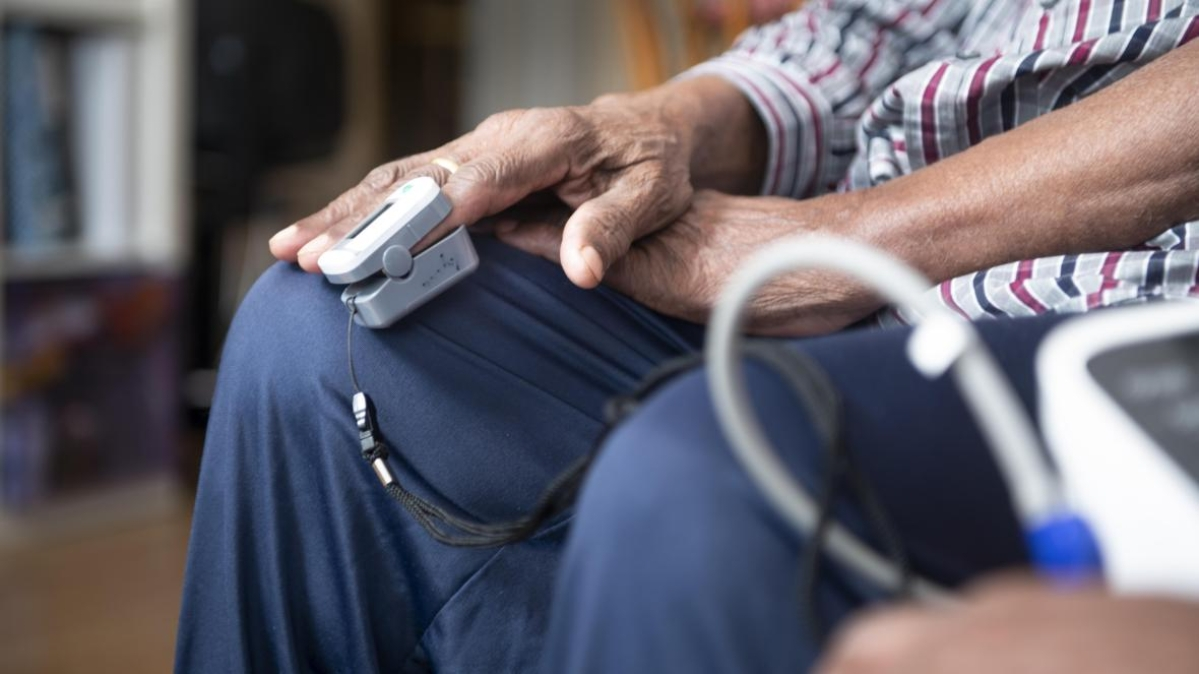 Pulse oximeters more useful in COVID screening for older adults, says study
