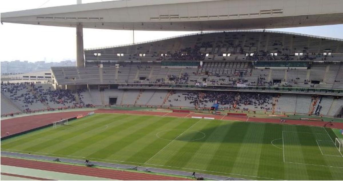 Istanbul Stadium