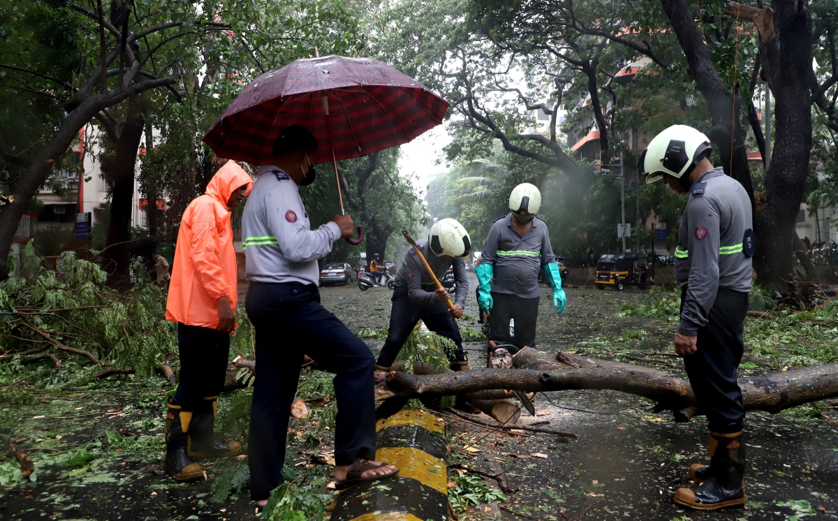 Cyclone Tauktae: 35-year-old dies as electric pole falls on him due to heavy wind at Navi Mumbai's Palm Beach Road